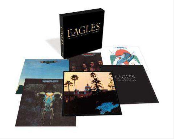 The Studio Albums 1972-1979 - Eagles - Musik - RHINO - 0081227967468 - 25/3-2013