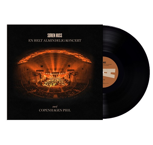 En Helt Almindelig Koncert - med Copenhagen Phil - Søren Huss - Musik -  - 0602435252469 - October 30, 2020
