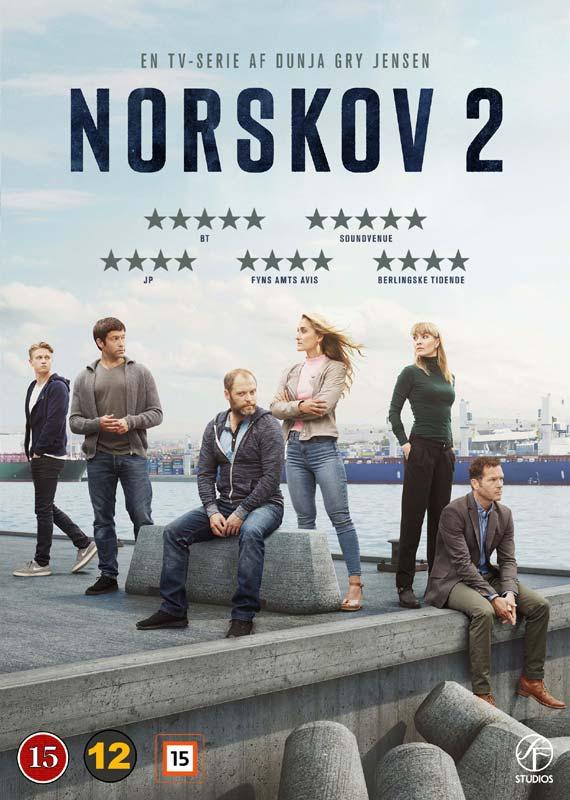 Norskov - Sæson 2 - Norskov - Film -  - 7333018013469 - November 29, 2018