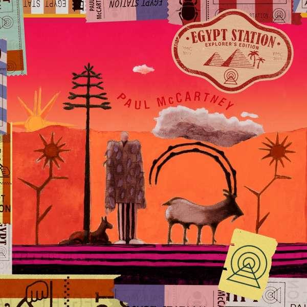 Egypt Station (Explorer's Edition) - Paul McCartney - Musik - UNIVERSAL - 0602577501470 - May 17, 2019