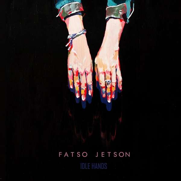 Idle Hands (Limited Clear Blue Vinyl) - Fatso Jetson - Musik - HEAVYPSYCH - 0753070199470 - November 24, 2017