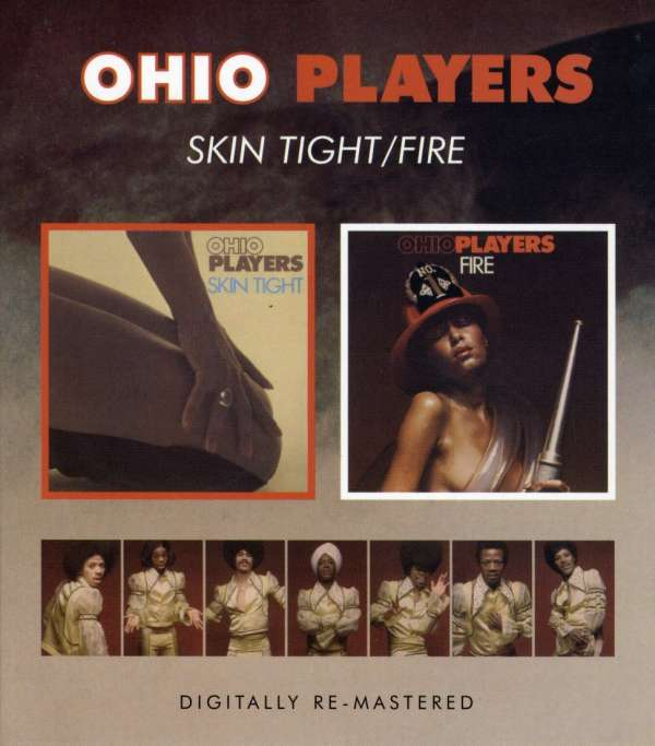 Skin Tight / Fire (24Bit Remastered) - Ohio Players - Musik - BGO RECORDS - 5017261207470 - 13/3-2007