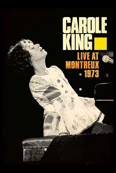 Live at Montreux 1973 - Carole King - Film - UNIVERSAL - 5034504135475 - 14/6-2019