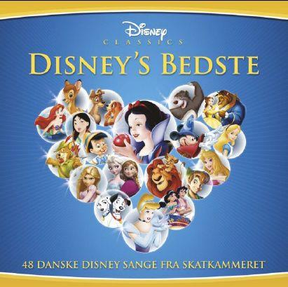 Disney's Bedste - Diverse Artister - Musik -  - 0050087337476 - November 20, 2015