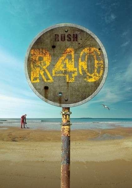 R40 - Rush - Musik - EAGLE VISION - 5034504109476 - 17/11-2014