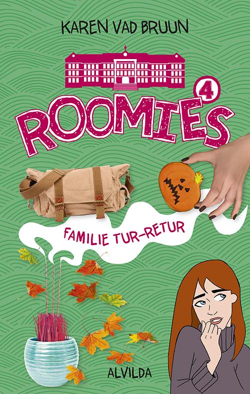 Roomies: Roomies 4: Familie tur-retur - Karen Vad Bruun - Bøger - Forlaget Alvilda - 9788771655476 - 15. november 2017