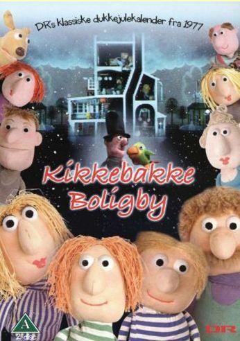 Kikkebakke Boligby - Kikkebakke Boligby-afsnit 1-24 - Film - DR Multimedie - 5708758671477 - 2020