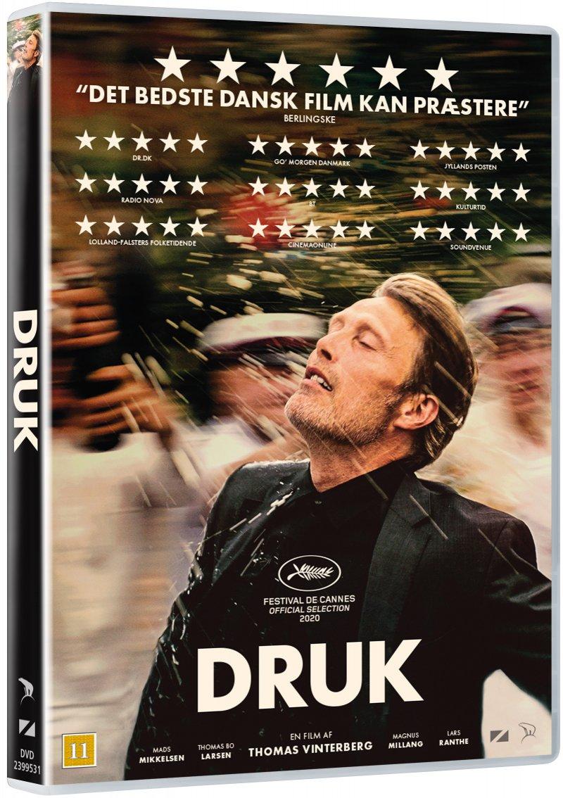 Druk - Thomas Vinterberg - Film - Nordisk Film - 5708758725477 - 8. januar 2021