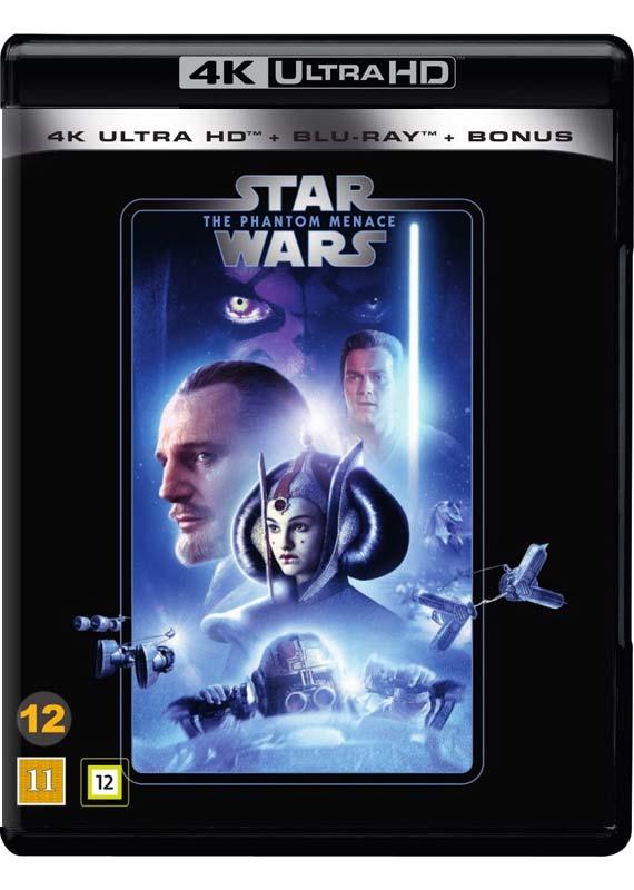 Star Wars: Episode 1 - The Phantom Menace - Star Wars - Film -  - 7340112752477 - 4/5-2020