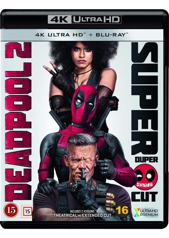 Deadpool 2 -  - Film -  - 7340112745479 - 1/10-2018