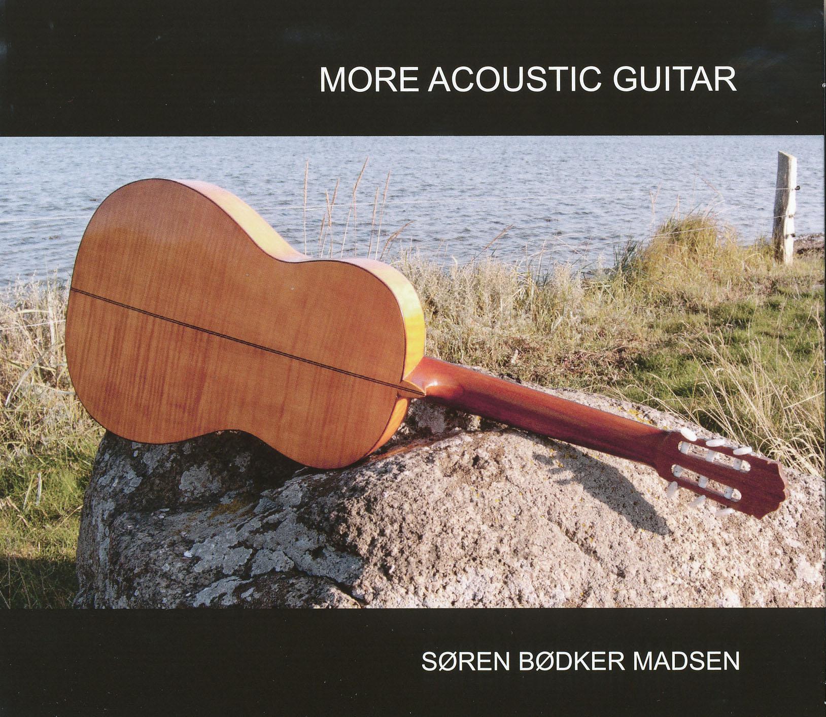 More Acoustic Guitar - Søren Bødker Madsen - Musik - Guitarsolo - 5707471019481 - 19/6-2012