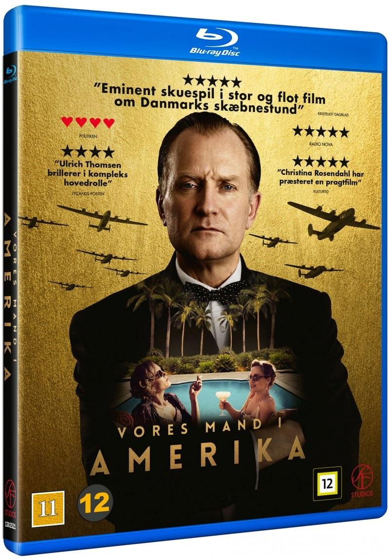 Vores Mand I Amerika -  - Film -  - 7333018017481 - 7/12-2020