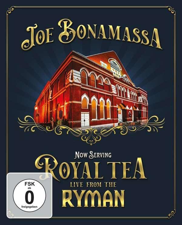 Now Serving: Royal Tea Live from the Ryman - Joe Bonamassa - Musik - PROVOGUE - 0810020504484 - June 11, 2021
