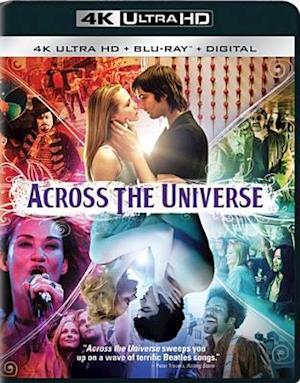 Across the Universe - Across the Universe - Film -  - 0043396514485 - 9/1-2018