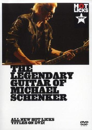 Legendary Guitar of Michael Schenker - Dave Celentano - Film - HICKS - 0752187442486 - May 25, 2010