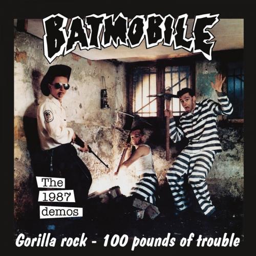 Lp-batmobile-7-1987 Demos - Batmobile / The 1987 Demo's (7INCH RSD19) - Musik - MOV - 8719262009486 - 13. april 2019