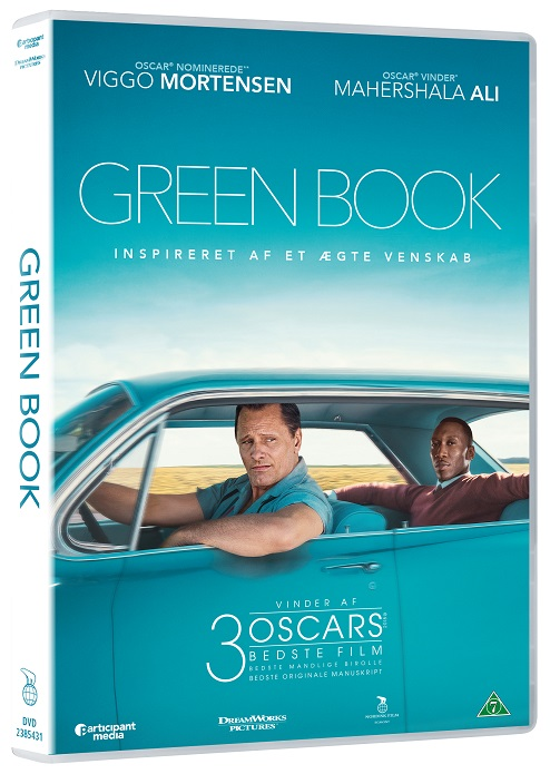 Green Book -  - Film -  - 5708758724487 - August 15, 2019