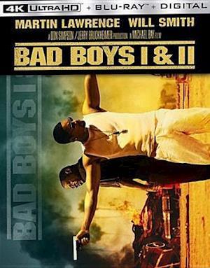 Bad Boys (1995) / Bad Boys II - Bad Boys  / Bad Boys II - Film -  - 0043396539488 - 4/9-2018