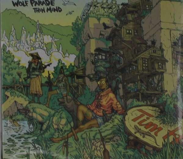 Thin Mind - Wolf Parade - Musik - ALTERNATIVE - 0044003216488 - January 31, 2020