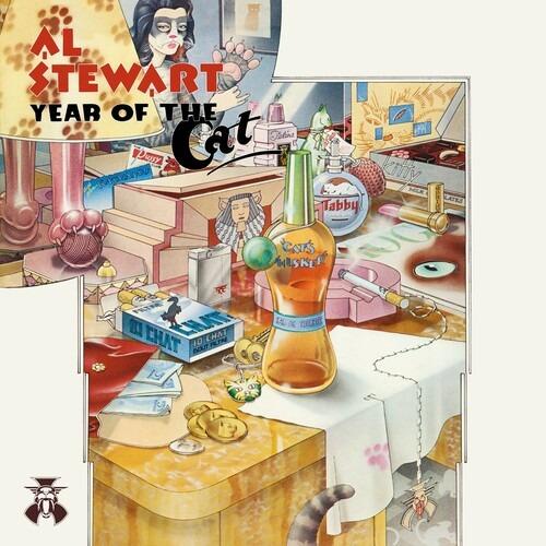 Year of the Cat - Al Stewart - Musik - ESOTERIC - 5013929472488 - 9/4-2021