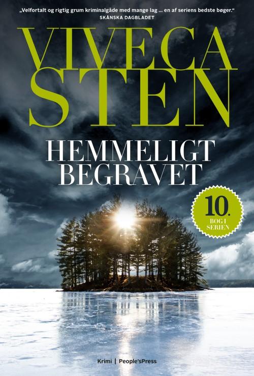 Sandhamn: Hemmeligt begravet - Viveca Sten - Bøger - People'sPress - 9788772007489 - 20/3-2020
