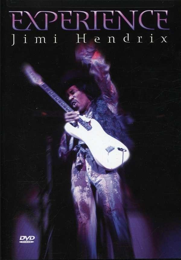 Jimi Hendrix-experience -dvd - Jimi Hendrix - Film - Universal - 0044005319491 - 23/7-2001