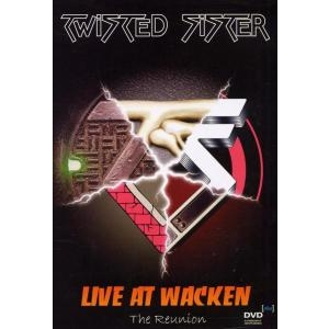 Live at Wacken - Twisted Sister - Film - GUN - 0828766252491 - 30/6-2005