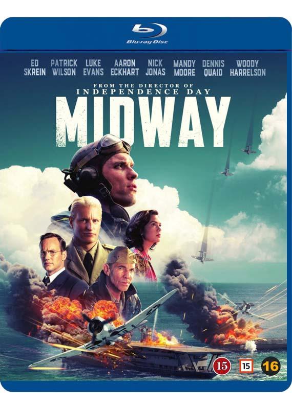 Midway - Luke Evans - Film -  - 5705535064491 - 26/3-2020
