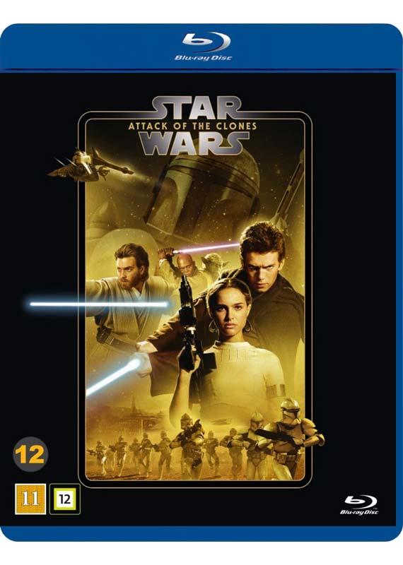 Star Wars: Episode 2 - Attack of the Clones - Star Wars - Film -  - 7340112752491 - 6/4-2020