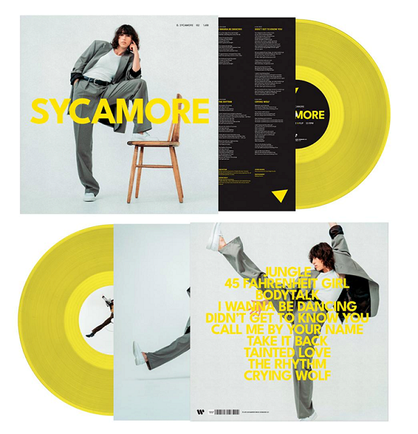 Sycamore - Drew Sycamore - Musik -  - 5054197097492 - May 28, 2021