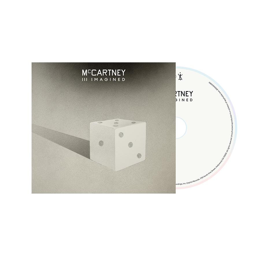 McCartney III Imagined - Paul McCartney - Musik -  - 0602435136493 - 23/7-2021