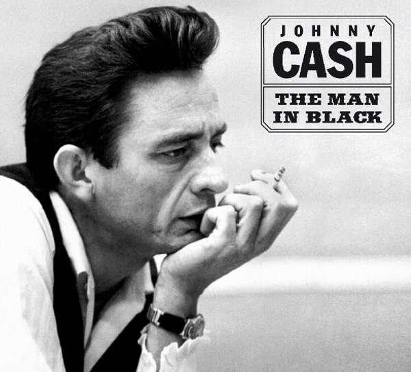 The Man In Black: 60 Original Recordings (Deluxe 3Cd Box Set (60 Tracks). - Johnny Cash - Musik - KINGSLAND RECORDS - 8437012830493 - 15. juli 2016