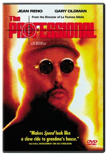 Professional, the - Jean Reno - Film - ROCK/POP - 0043396747494 - 26/5-2011