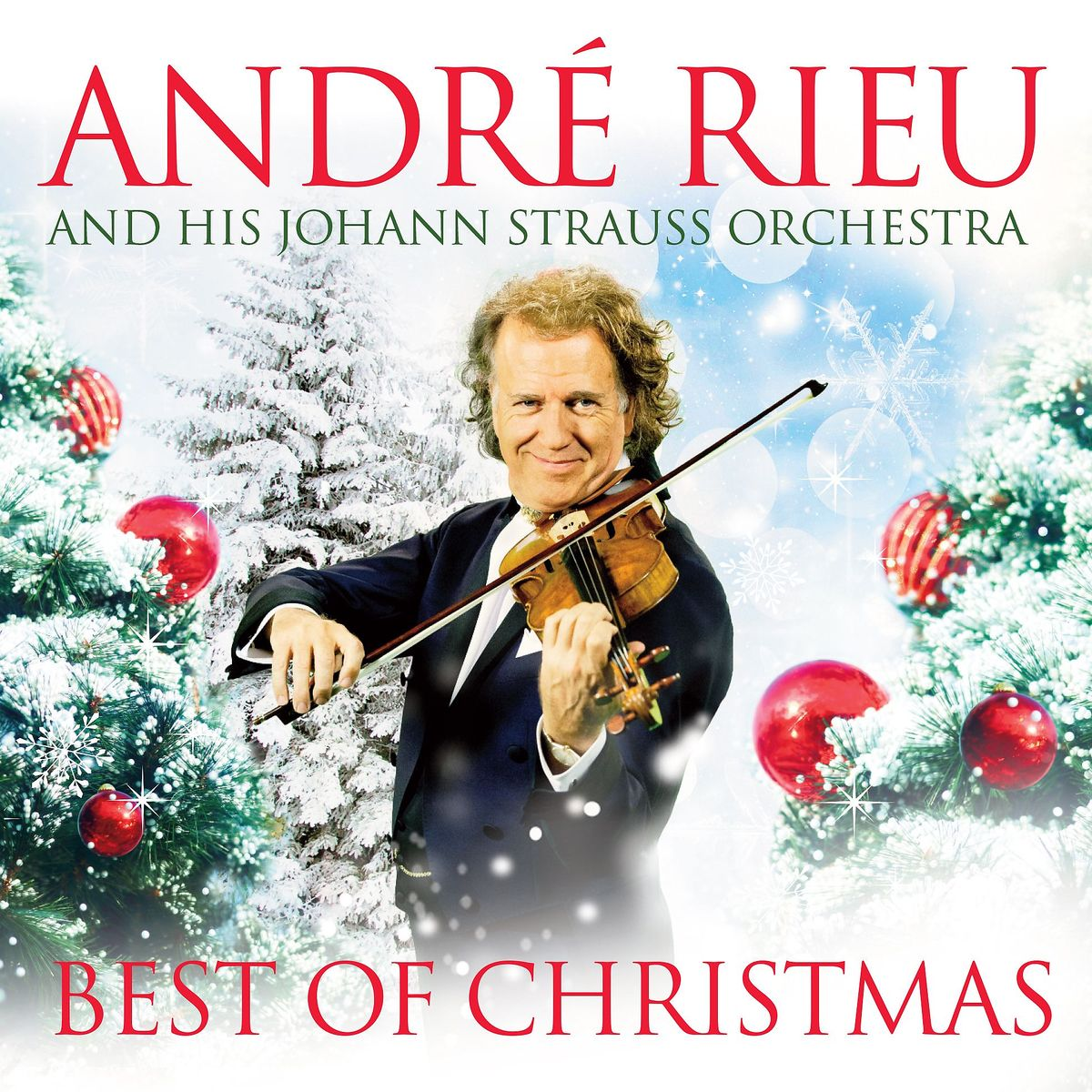 Best of Christmas - André Rieu & His Johann Strauss Orchestra - Musik - POLYDOR - 0602547140494 - 4/12-2014