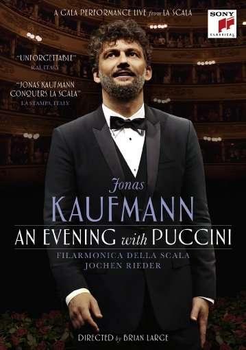 An Evening with Puccini - Jonas Kaufmann - Film - SONY CLASSICAL - 0888751302495 - April 1, 2016