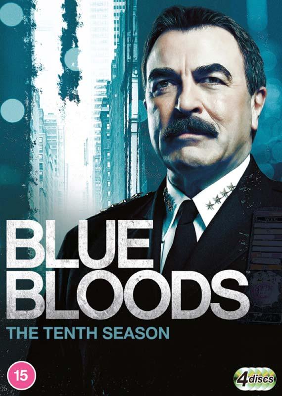 Blue Bloods Season 10 - . - Film - PLAYBACK - 5053083220495 - 19/10-2020