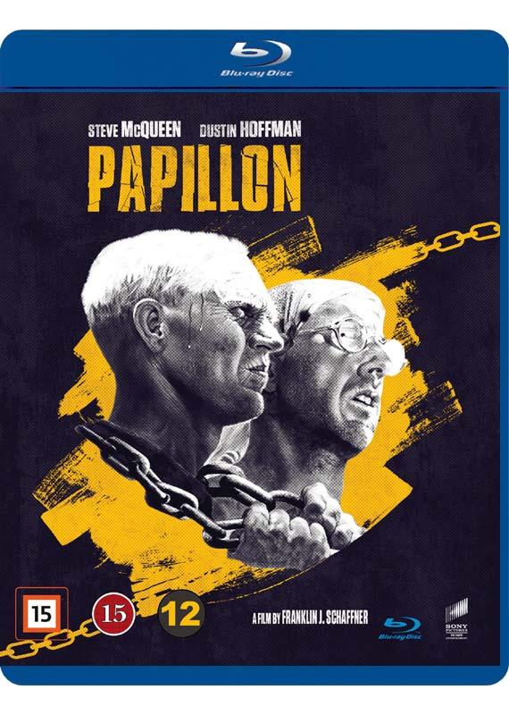 Papillon - Steve McQueen / Dustin Hoffman - Film -  - 7330031005495 - 6/9-2018
