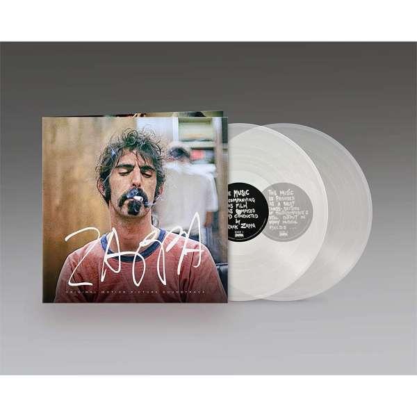 Zappa - Original Soundtrack (Clear Vinyl) - Frank Zappa / Various Artists - Musik - UMC - 0600753933497 - May 7, 2021