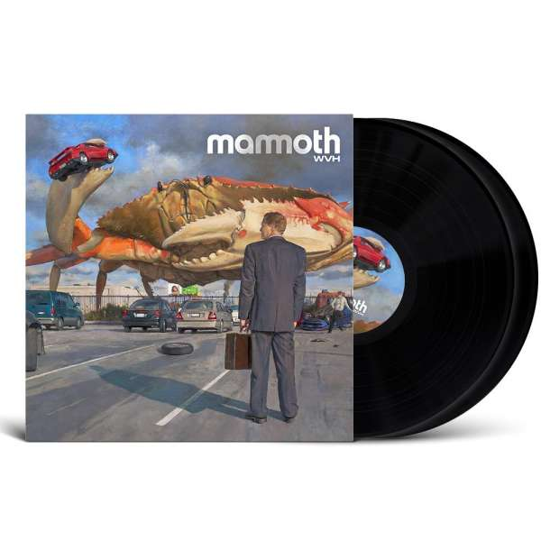 Mammoth Wvh - Mammoth Wvh - Musik - EXPLORER 1 RECORDS - 0750238773497 - June 11, 2021