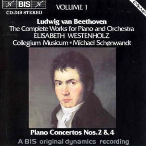Complete Works for Piano - Beethoven - Musik - BIS - 7318590003497 - 7/2-2003