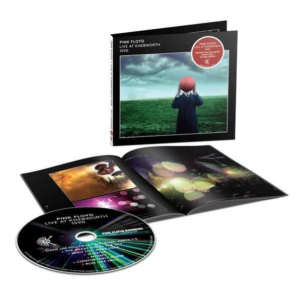 Live at Knebworth 1990 - Pink Floyd - Musik - WARNER MUSIC GROUP - 0190295258498 - 30/4-2021