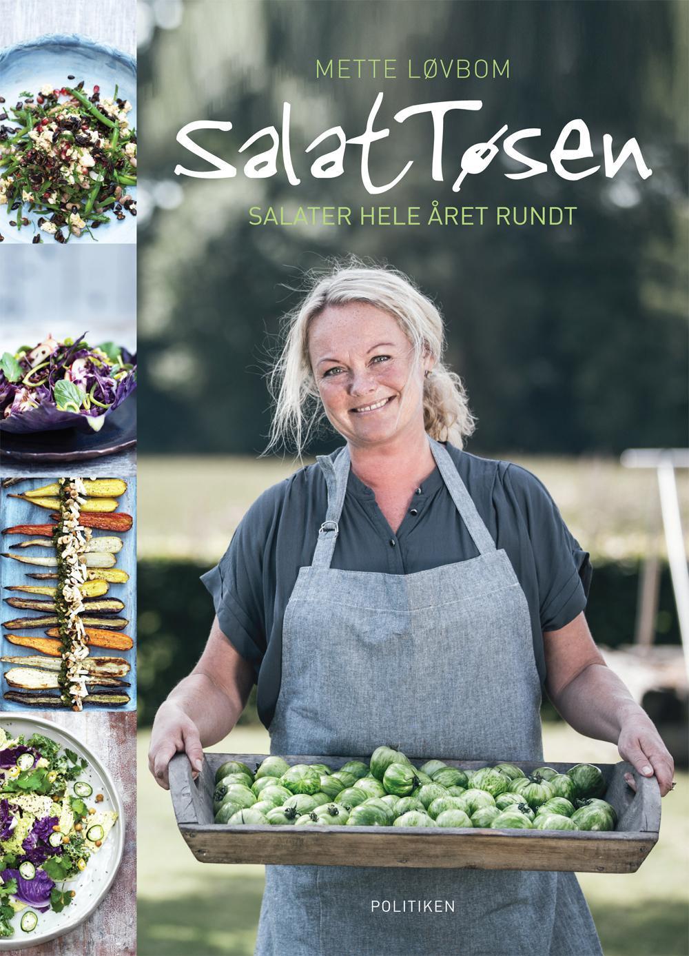SalatTøsen - Mette Løvbom - Bøger - Politikens Forlag - 9788740026498 - April 26, 2016