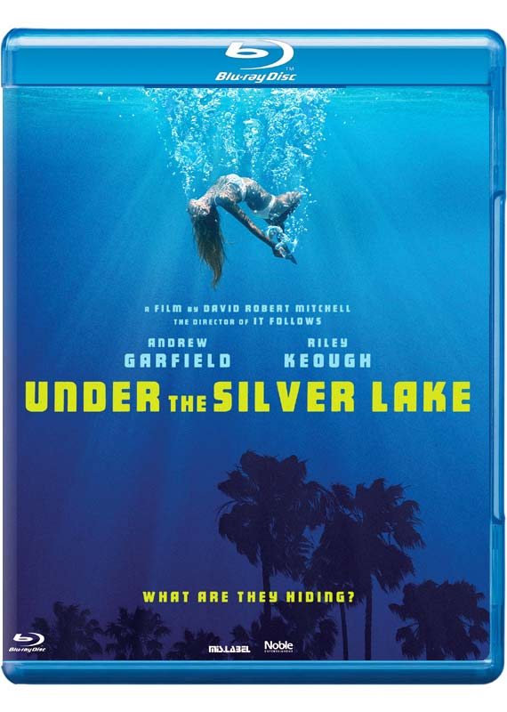 Under the Silver Lake - Andrew Garfield - Film -  - 5705535063500 - 16/5-2019