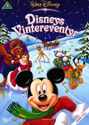 Disney's Vintereventyr - Disney - Film -  - 7393834368501 - December 13, 1901