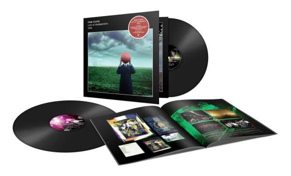 Live at Knebworth 1990 - Pink Floyd - Musik - WARNER MUSIC GROUP - 0190295258504 - 30/4-2021