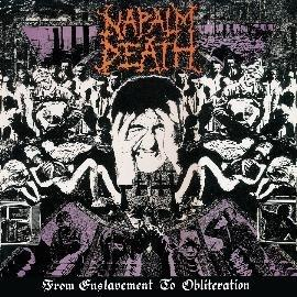 From Enslavement to Obliteration - Napalm Death - Musik - EAR - 0817195020504 - 15/1-2021