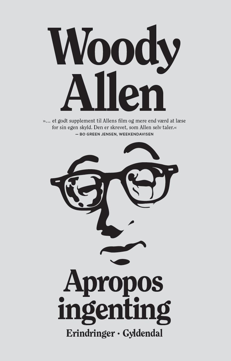 Apropos ingenting - Woody Allen - Bøger - Gyldendal - 9788702307504 - November 12, 2020