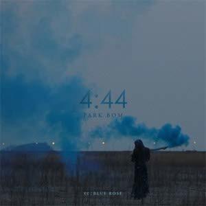 Blue Rose - Bom Park - Musik - JYP ENTERTAINMENT - 8809516268506 - 3/5-2019
