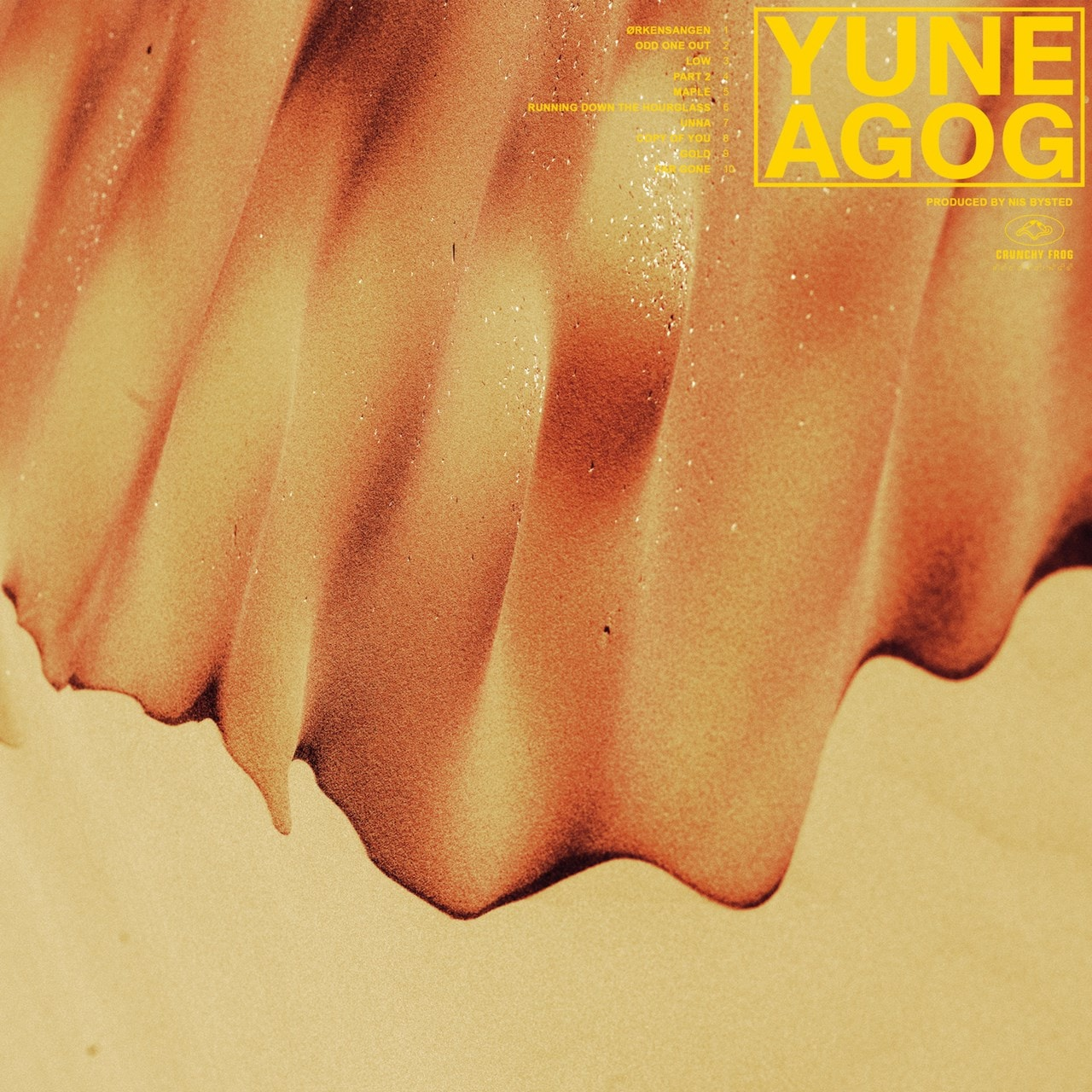 Agog - Yune - Musik - CRUNCHY FROG - 7332181096507 - 22/5-2020
