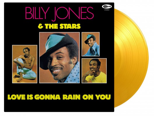 Love is Gonna Rain on You - Billy Jones & the Stars - Musik - MUSIC ON VINYL - 0602507193508 - 27/11-2020